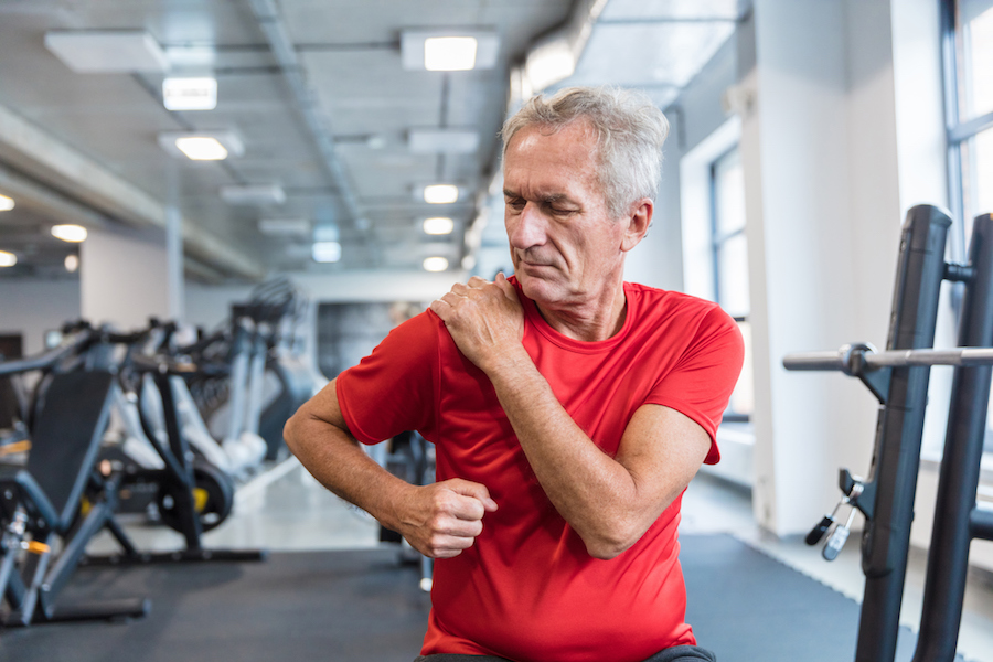 Rotator Cuff Tear and Shoulder Pain